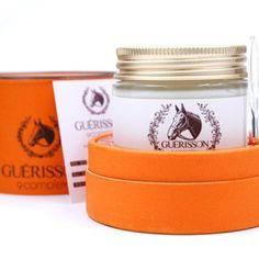 New Cream Kuda Guerisson merupakan krim pencerah kulit wajah dengan inovasi terbaru dari korea, serta dengan tampilan produk yang berbeda.