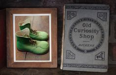 Daita Kimura for Old Curiosity Shop The Old Curiosity Shop, Spotlight, Old Things, Frame, Shopping, Shoes, Design, Decor, Decoration