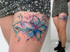 Best Watercolor Tattoos   List of Watercolor Tattoo Ideas