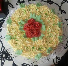 Torta piña para diabeticos!