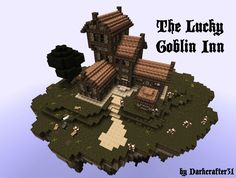 Medieval Series ~Lucky Goblin Inn Minecraft Project