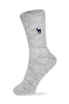 Alpaca socks are the perfect foot warmers. Combining the exquisite balance between function and comfort, these socks make dressing for the cold, a whole lot easier. Its 60% Alpaca, 30% Nylon, and 10%