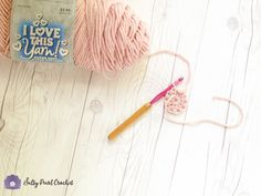 Locked Loop Ends Method - How to SECURELY Crochet in Yarn Tails in the Round • Salty Pearl Crochet