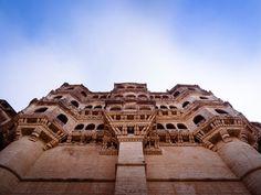Meherangarh Fort, Jodhpur   16 Amazing Palaces In India That Put Disney To Shame