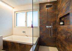 Corner Bathtub, Bedroom Ideas, Bathroom, Design, Tile, Full Bath, Washroom, Bath