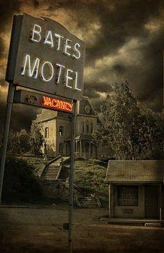 Bates Motel  (March 2013)                                          Terrific actors, great show :-)