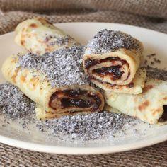 Fantastické chutné lokše od spoločnosti Ciler s.r.o. pre vašu dobrú náladu👍🏼😁 Ethnic Recipes, Food, Essen, Meals, Yemek, Eten