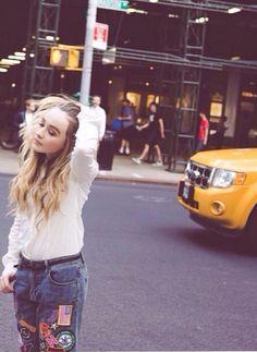 Jeans in NY.