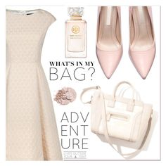 """Rose Style"" by lucky-1990 ❤ liked on Polyvore featuring Tory Burch"