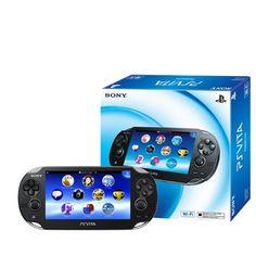 PSP Vita   Juego con dos joysticks analógicos, cámaras delantera y trasera, pantalla frontal multi-touch, GPS y la nueva unidad específica de almacenamiento de medios basado en flash. Desde $247.40