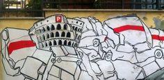 Grafitti al Pigneto