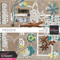 Frozen Elements Kit