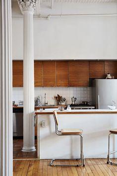 designer daniela jacobs' kitchen via sight unseen. / sfgirlbybay