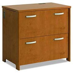 The Bush Furniture Envoy 2 Drawer Lateral File Cabinet provides easy access to your work materials. Full-extension drawers glide on smooth ball-bearing slides for long-lasting reliability and feature sleek Silver finish hardware. Effortlessly grab or store your letter, legal and A4-sized files... more details available at https://furniture.bestselleroutlets.com/home-office-furniture/file-cabinets/lateral-file-cabinets/product-review-for-envoy-32w-2-drawer-lateral-file-cabinet