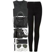 """""""Untitled #540"""" by mulberryandtea on Polyvore"""