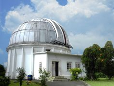 Observatorium Bosscha Bandung - 5 Tempat Wisata Bandung Yang Wajib Anda Kunjungi