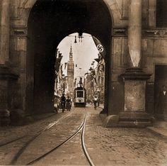 Prezentujemy 43 unikatowe zdjęcia Gdańska z października 1939 roku. Widać na nich miasto nie dotknięte jeszcze wojennymi zniszczeniami, tuż po wybuchu II wojny