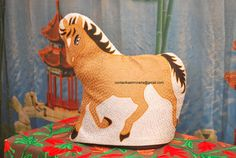 Unicorn Horse Quilted Tea Cozy/Embroidered Tea by Pamposh on Etsy, £12.60