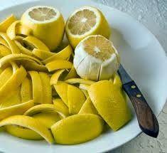 ريجيم قشر الليمون