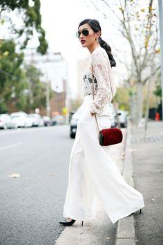 Street Style - white
