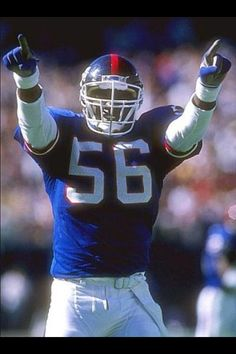 Lawrence Taylor New York Giants Super Bowl champions greatest linebacker  Nfl Football Players 530ee9639