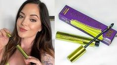 *NEW* URBAN DECAY LASH FREAK MASCARA || FIRST IMPRESSIONS || REVIEW - YouTube Diy Beauty, Beauty Makeup, Makeup Is Life, Women Lifestyle, Beauty Recipe, Urban Decay, Mascara, Latest Fashion, Lashes