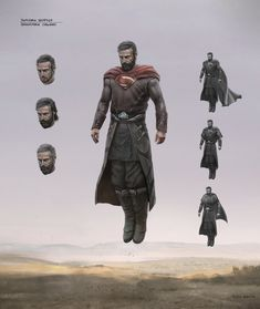ArtStation - Superman Redesign, Mobo Boehme