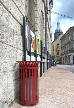 guyon poubelle tulip mobilier urbain saulieu