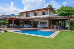 casas piscina casa andares voltada sobrado luxuosas pra arquitetura luxo jardins