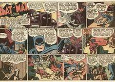 batman comic strips - Bing Images