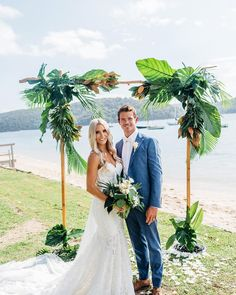 Your Wedding Photographs - Aspire Wedding Green Wedding, Floral Wedding, Wedding Colors, Rustic Wedding, Wedding Ceremony Decorations, Wedding Bells, Wedding Arches, Ceremony Arch, Hawaii Wedding