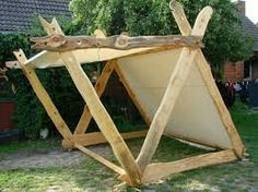 Viking Tent, Viking Camp, Bell Tent Camping, Outdoor Camping, Vikings Live, A Frame Tent, Shower Tent, Viking Reenactment, Bushcraft