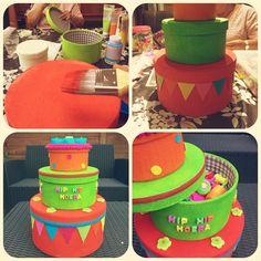Klasversiering - Verjaardagstaart School Classroom, Classroom Themes, Class Birthdays, Birthday Gifts, Happy Birthday, Kids Art Class, Paper Clip, Birthday Party Decorations, Party Gifts