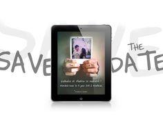 """""""Save the date"""" numérique"""
