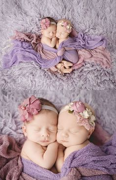 New Ideas For New Born Baby Photography : Photo Inspiration Newborn twins Newborn Twin Photos, Foto Newborn, Newborn Twins, Newborn Pictures, Newborns, Twin Girls Photography, Newborn Baby Photography, Newborn Photographer, Photography Ideas