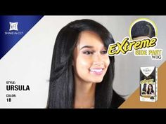 Freetress EQUAL Extreme Side Part Wig