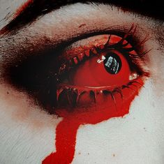 Dead man's blood: ten times more deadly than holy water, more lethal than garlic. Red Aesthetic, Character Aesthetic, Crocodile Tears, Mileena, Dusk Till Dawn, Wow Art, Macabre, Werewolf, Supernatural