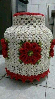 Crochet Kitchen, Crochet Home, Freeform Crochet, Crochet Doilies, Crochet Jar Covers, Selling Crochet, Crochet Pumpkin, Crochet Projects, Diy And Crafts