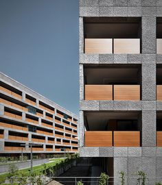 "Gallery - ""CasaNova"" Social Housing / cdm architetti associati - 8"