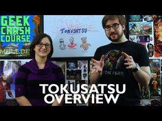 Tokusatsu Overview - Geek Crash Course