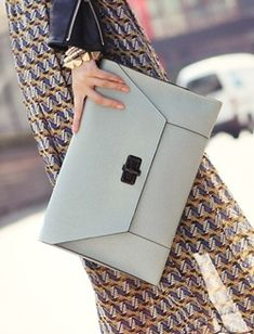 maxi + envelope purse