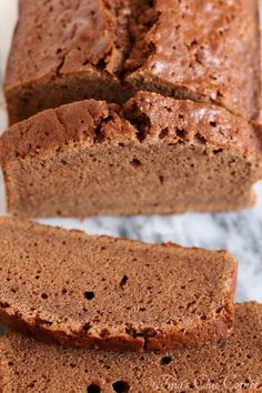 chocolate pound cake - tinaschic.com