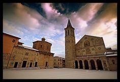 Spoleto, Italy.