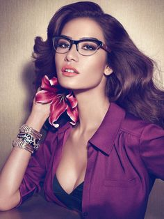 Juliana Imai for Guess Accessories Fall 2012 Campaign by Claudia & Ralf Pulmanns