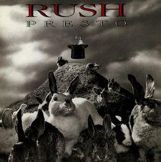 Favorite Rush Album
