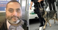 Muslim Refuses 'Racist' Bag Check, Officer Wipes Entitled Grin Off His Face