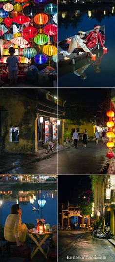 Hoi An, Vietnam -  A beautiful village that is not to be missed if you are in Viet Nam.