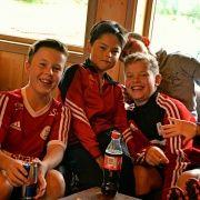 Tony, Dani og Sigurd