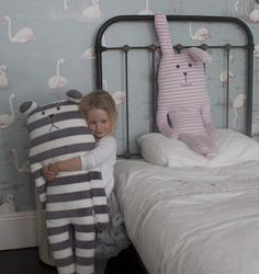 Craftholic XL Sloth & Bunny @ designvintage.co.uk