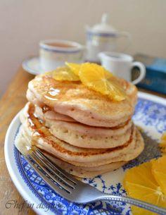 Chef in disguise: Vegan pancakes